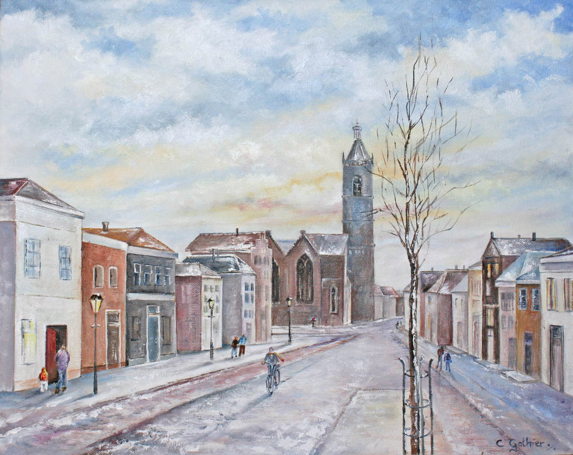 winter in vianen catherine gathier